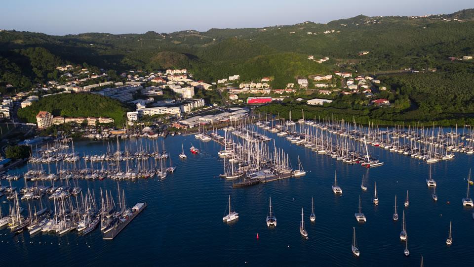 Lagoon 46, Ле-Марин, Мартиника