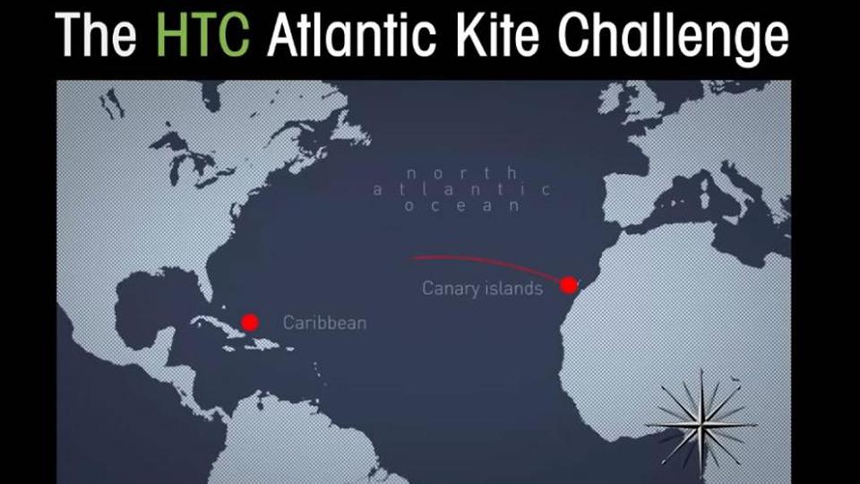 HTC Атлантик Кайт Челендж