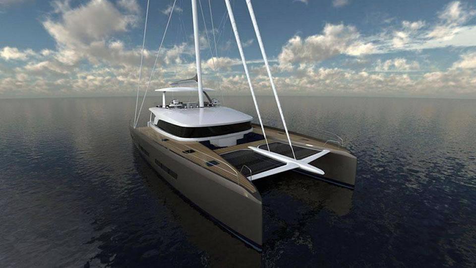 Lagoon 7 MA - новый флагман 2016 года