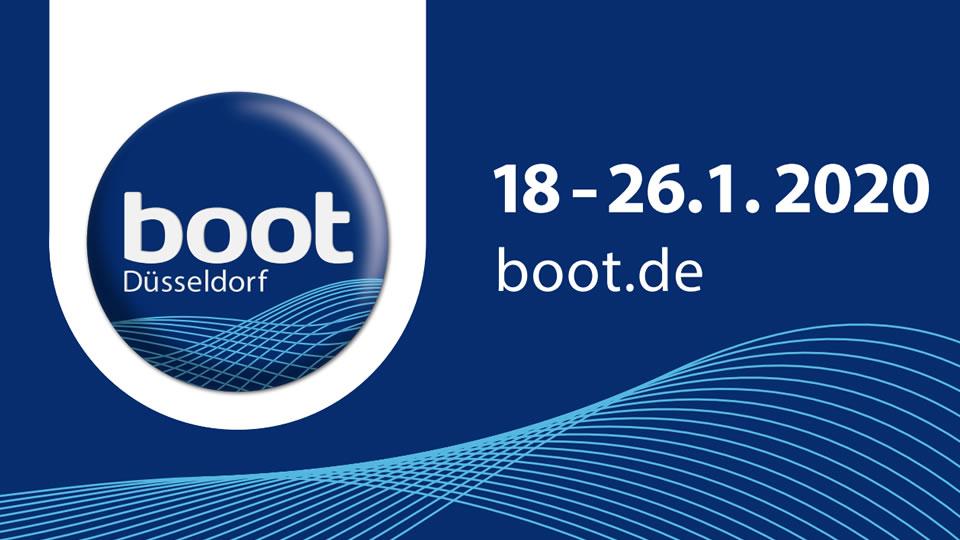 Приглашаем на выставку в Дюссельдорфе 18-26 января 2020