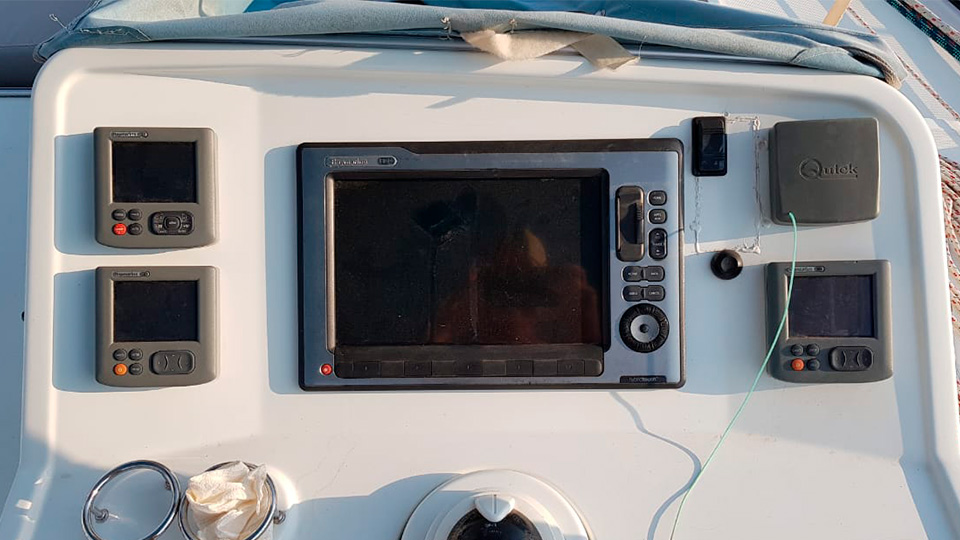 Парусный катамаран Lagoon 450 2012 год фото 5