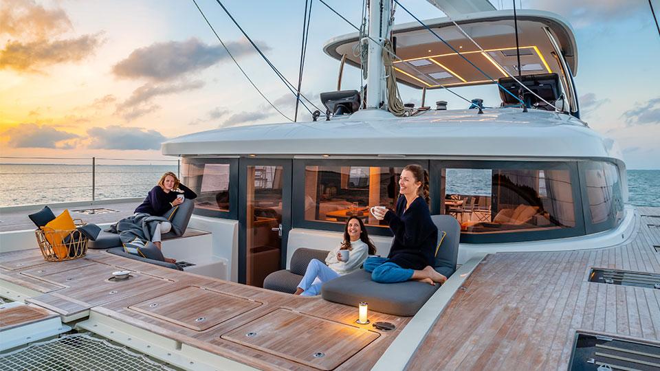 Lagoon SIXTY 5 – жизнь в море лучше, чем в отеле
